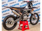 Мотоцикл Avantis Enduro 250 CARB (PR250/172FMM-5 DESIGN KT Черный) KKE - Фото 4