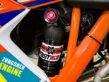 Кроссовый мотоцикл Avantis Enduro 250 Pro/CARB (Design KT 2018) - Фото 8