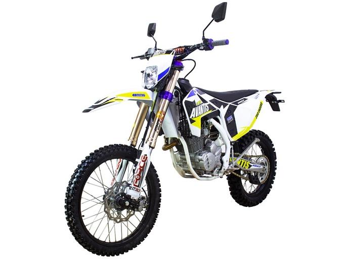 Мотоцикл Avantis Enduro 250FA (172 FMM Design HS) с ПТС