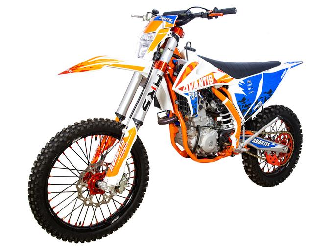 Мотоцикл Avantis Enduro 300 ARS PRO/EFI (DESIGN KT)