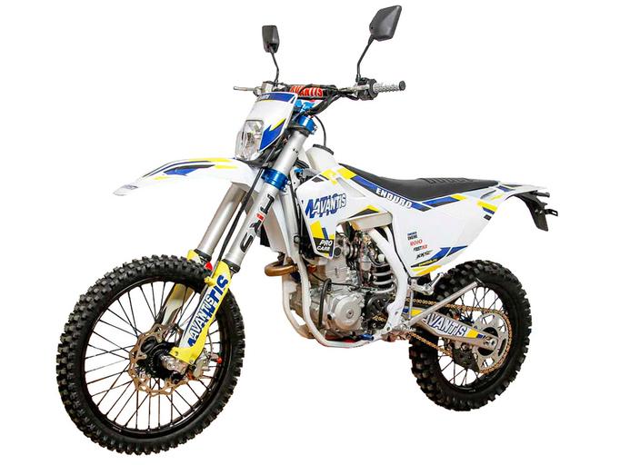 Мотоцикл Avantis Enduro 300 CARB ARS (DESIGN HS) С ПТС