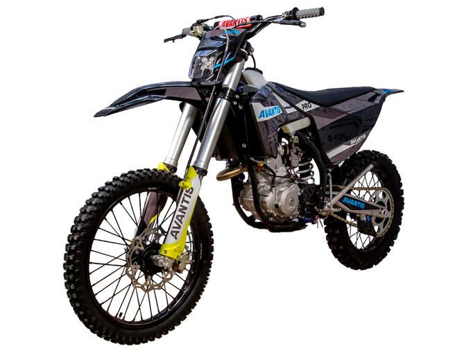 Мотоцикл Avantis Enduro 300 CARB ARS (NC250/177MM, DESIGN HS ЧЕРНЫЙ) С ПТС