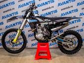 Мотоцикл Avantis Enduro 300 CARB ARS (NC250/177MM, DESIGN HS ЧЕРНЫЙ) С ПТС - Фото 6