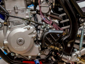 Мотоцикл Avantis Enduro 300 CARB ARS (NC250/177MM, DESIGN HS ЧЕРНЫЙ) С ПТС - Фото 7