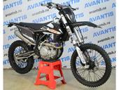 Мотоцикл Avantis Enduro 300 CARB ARS (NC250/177MM, DESIGN KTM ЧЕРНЫЙ) С ПТС - Фото 4