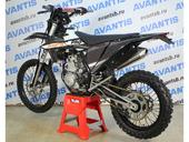 Мотоцикл Avantis Enduro 300 CARB ARS (NC250/177MM, DESIGN KTM ЧЕРНЫЙ) С ПТС - Фото 7