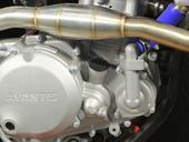 Мотоцикл Avantis Enduro 300 CARB ARS (NC250/177MM, DESIGN KTM ЧЕРНЫЙ) С ПТС - Фото 11