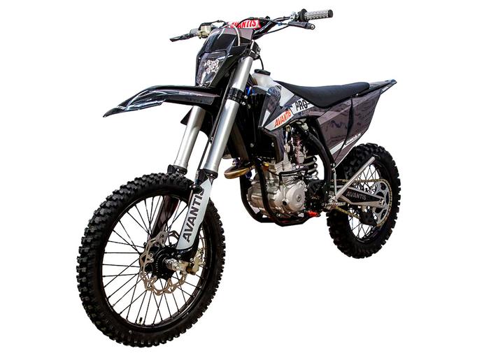 Мотоцикл Avantis Enduro 300 CARB (NC250/177MM DESIGN KT Черный) ARS (2021)