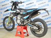 Мотоцикл Avantis Enduro 300 PRO/EFI ARS (NC250/177MM, DESIGN HS ЧЕРНЫЙ) С ПТС - Фото 2