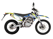 Мотоцикл Avantis FX 250 (172 FMM Design HS) с ПТС - Фото 0