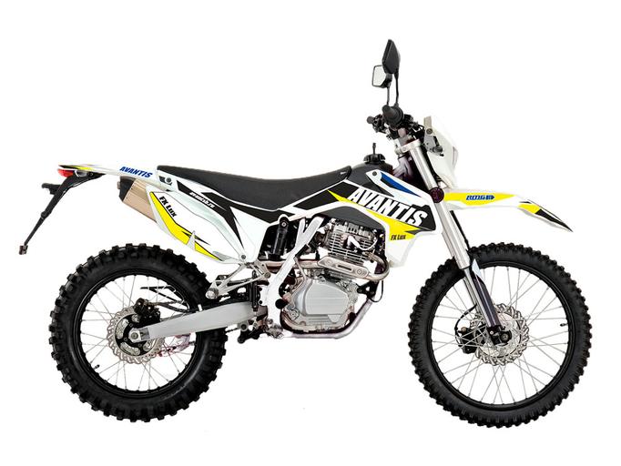 Мотоцикл Avantis FX 250 LUX (172 FMM Design HS) с ПТС