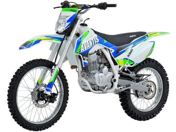 Мотоцикл Avantis FX 250 (169 FMM Design HS)