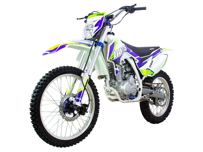Мотоцикл Avantis FX 250 (172MM, ВОЗД.ОХЛ.)