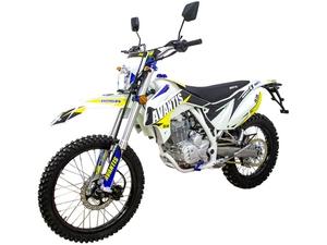 Мотоцикл Avantis FX 250 Lux (172FMM, возд.охл.) с ПТС - Фото 0