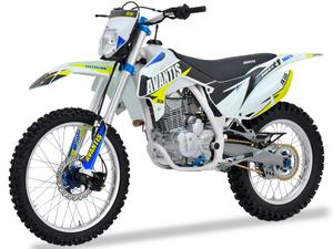 Мотоцикл Avantis FX 250 Lux (172MM, возд.охл.) - Фото 0
