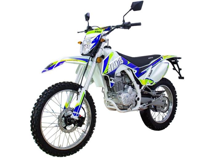 Мотоцикл Avantis FX 250+ (169 FMM Design HS)
