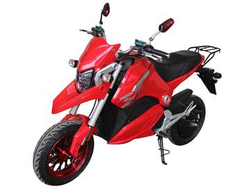 Электромотоцикл для взрослых Cafe Racer М5 (1-3kW / 20-35Ah) - Фото 0