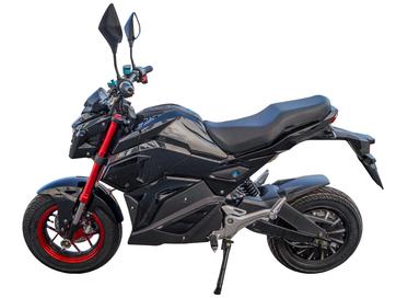 Электромотоцикл для взрослых Cafe Racer М8 (1-3kW / 20-35Ah)