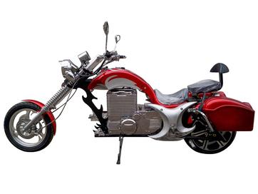 Электромотоцикл для взрослых Chopper (3kW / 45-90Ah)