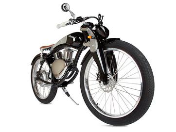 Электромотоцикл Munro - Фото 0