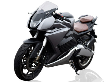 Электромотоцикл для взрослых FLASH (5-8kW / 50-120Ah) - Фото 0