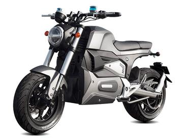 Электромотоцикл GreenCamel Бренди