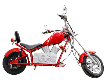 Электромотоцикл GreenCamel Чоппер C100 (60V 1000W R12)