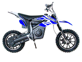 Электромотоцикл GreenCamel Питбайк DB400 (48V 1200W R14) - Фото 7