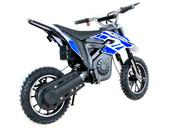 Электромотоцикл GreenCamel Питбайк DB400 (48V 1200W R14) - Фото 6