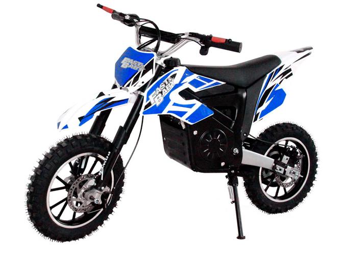 Электромотоцикл GreenCamel Питбайк DB100 (24V 500W R14)