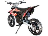 Электромотоцикл GreenCamel Питбайк DB400 (48V 1200W R14) - Фото 1