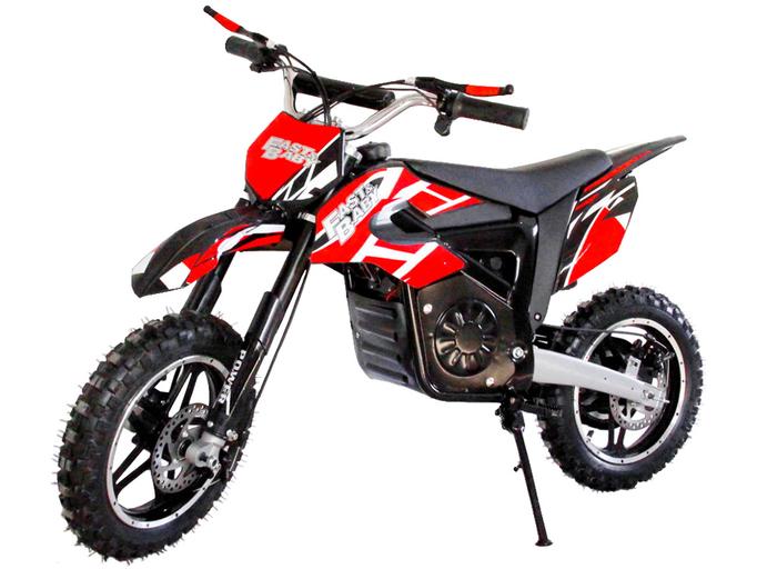 Электромотоцикл GreenCamel Питбайк DB400 (48V 1200W R14)