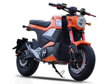Электромотоцикл METEOR 2