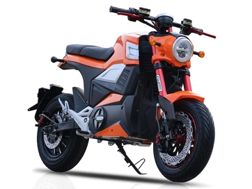 Электромотоцикл METEOR 2 - Фото 0