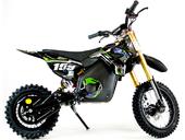 Детский электромотоцикл MOTAX 1100W мини-кросс - Фото 2