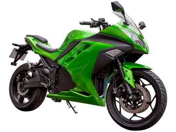 Электромотоцикл для взрослых Ninja (3-8kW / 20-90Ah)