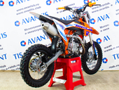 Питбайк Avantis 190 Classic 17/14 (190 кубов) - Фото 4