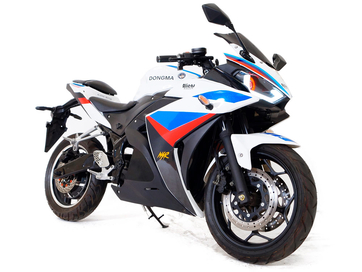 Электромотоцикл для взрослых R3 (3-8kW / 20-120Ah)