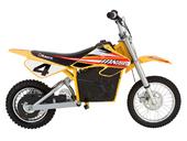 Электрический мотоцикл Razor MX650 Dirt Rocket - Фото 9