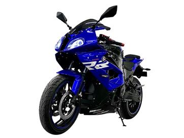 Электромотоцикл для взрослых S1000 (3-5kW / 20-60Ah) - Фото 0