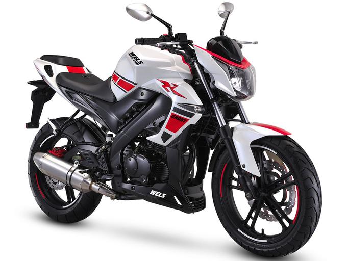 Мотоцикл Wels Ghost 250cc