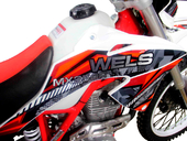 Мотоцикл WELS MX250R - Фото 2