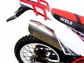 Мотоцикл WELS MX250R - Фото 3