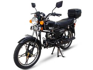 Мотоцикл Wels TrueSpirit 110cc - Фото 0