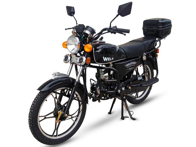 Мотоцикл Wels TrueSpirit 110cc