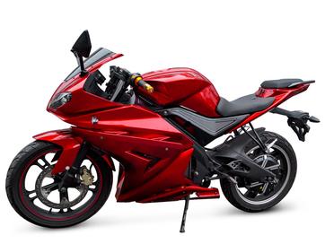 Электромотоцикл для взрослых Yamaha R1