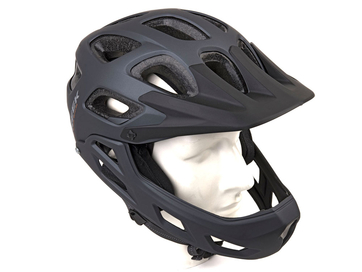 Шлем BMX/Enduro CREEK FULLFACE HST AUTHOR (FULLFACE) - Фото 0