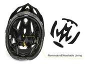 Шлем велосипедный AIR V23 - Фото 4