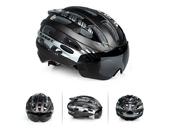 Шлем велосипедный Inbike S3 Light - Фото 8