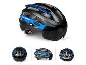 Шлем велосипедный Inbike S3 Light - Фото 7